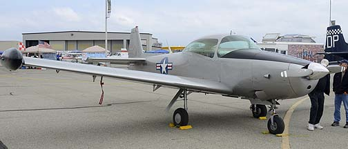 Ryan Navion N3374G, May 14, 2011